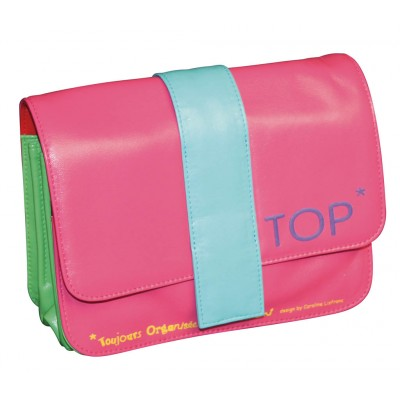 Pochette TOP flashy