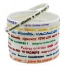 Set de 10 bracelets vacances