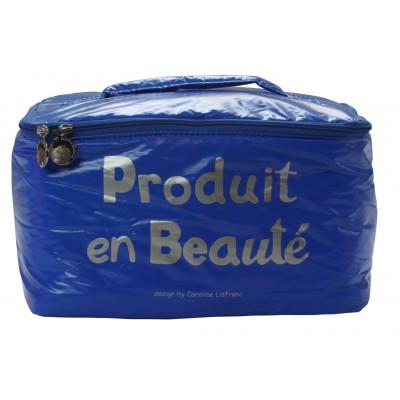 Vanity doudoune bleu